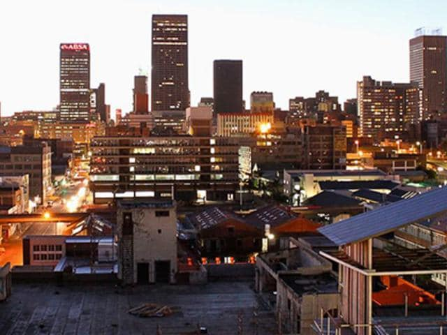 review of city johannesburg Johannesburg, city of moody's reviews 11 south african regional governments and 3 government-related entities for possible downgrade moody's investors service.