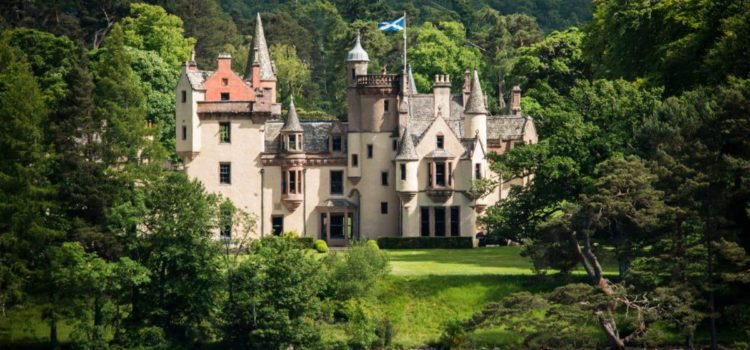 7 Luxury Castle Hotels In Scotland & Ireland