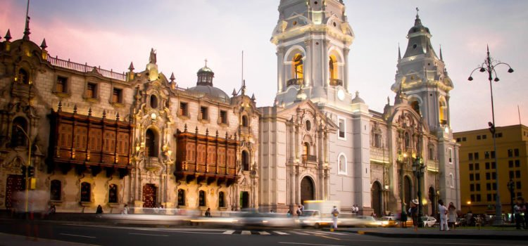 Portrait of Peru