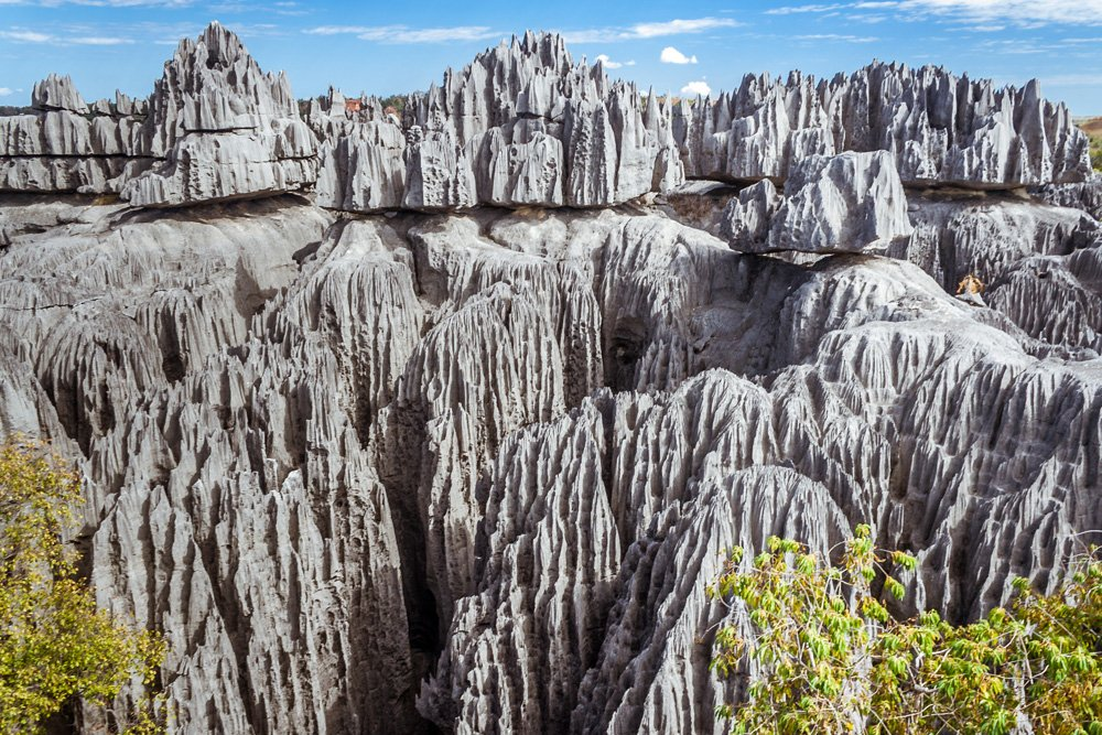 things to see in madagascar; The great Tsingy de Bemaraha